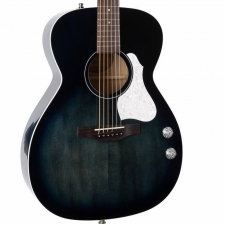 Art & Lutherie Legacy Q-Discrete Electro Acoustic in Indigo Burst High Gloss