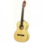Mendieta Artizan Z Classical Guitar With Hiscox Hard Case