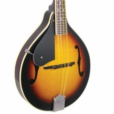 Ashbury AM10L A-Style Mandolin in Sunburst, Left Handed (GR31022L)