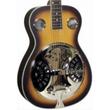 Ashbury AR35 Resonator Guitar, Single Cone (GR53030)