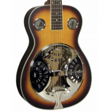 Ashbury AR37 Resonator Guitar, Square Neck (GR53031)