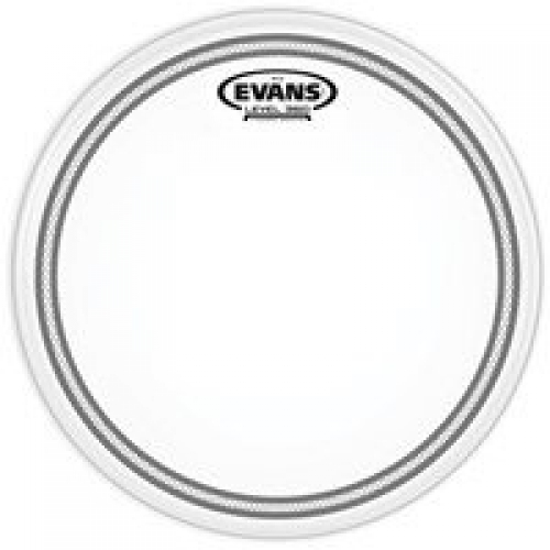 """Evans EC2S 8"""" Frosted Drum Head W/ Sound Shaping Technology (B08EC2S)"""