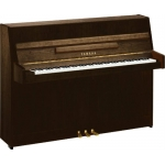 Yamaha B1-SG2 Silent Upright Piano in Open Pore Dark Walnut (B1SG2OPDW)