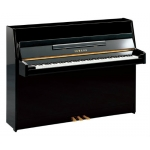 Yamaha B1 Upright Piano in Black Polyester