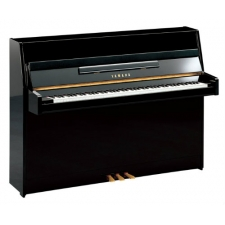 Yamaha B1 Upright Piano in Polished Ebony Black (B1PE)