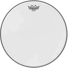 "Remo Ambassador 16"" White Suede Batter Top Head (BA0816WS)"