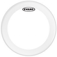 "Evans EQ4 18"" Batter Clear Bass Drum Head (BD18GB4)"