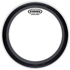 "Evans EMAD 20"" Heavyweight Batter Clear Bass Drum Head (BD20EMADHW)"