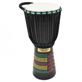 "Percussion Workshop Jammer djembe drum with 8"" head"