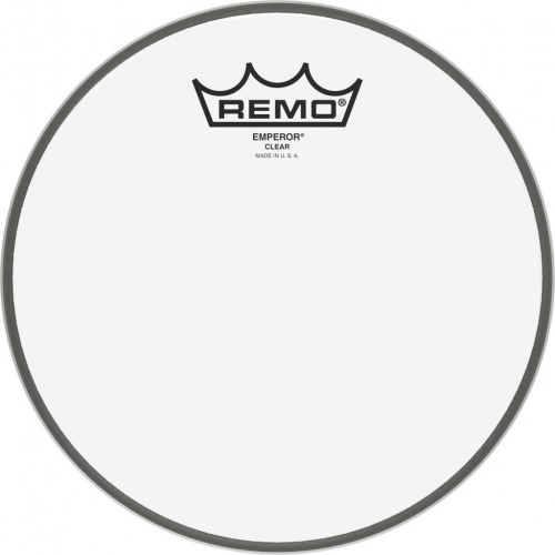 "Remo Emperor 8"" Clear Batter Top Tom Head (BE030800)"