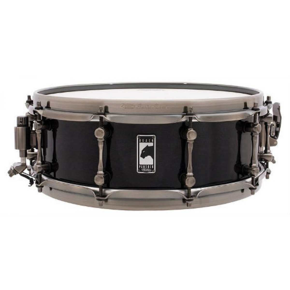 mapex black panther 39 the black widow 39 14 x5 snare drum at promenade music. Black Bedroom Furniture Sets. Home Design Ideas
