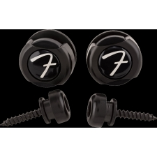 Fender Infinity Strap Locks Black
