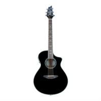 Breedlove Stage Black Magic Concert Electro Acoustic