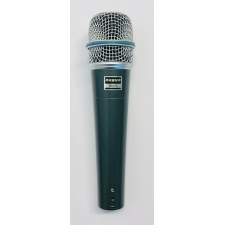 Arena BM75 High Output Instrument Microphone With Clip & Bag