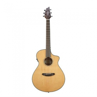 Breedlove Pursuit Concert Acoustic Guitar Left Handed