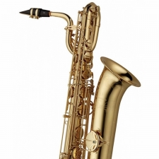 Yanagisawa BWO1 Brass Lacquered Baritone Saxophone Outfit