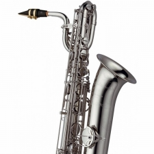Yanagisawa BWO10SKG Silverplated Baritone Sax Outfit