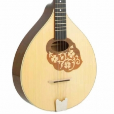 Blue Moon BB15 All Solid Wood Irish Bouzouki (GR33001)