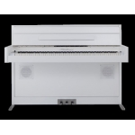 Bluthner e-Klavier 2 Digital Piano in White Satin D-design Cabinet