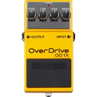 Boss OD1X Overdrive Pedal
