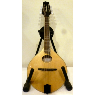 Breedlove Crossover Mandolin OO In Natural with Padded Bag