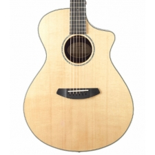 Breedlove Pursuit Exotic Concert CE Electro Acoustic in Natural with Gig Bag