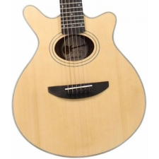 Brian May Rhapsody Electro Acoustic Guitar in Natural with Padded Gig Bag