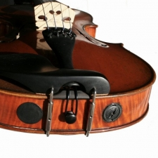 Bridge Tasman Electro Acoustic Viola With Oblong Hard Case