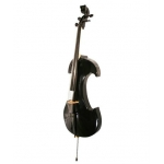 Bridge Draco Electric Cello In Black