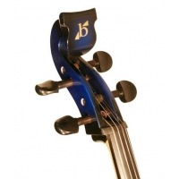 Bridge Draco Electric Cello In Blue / Black