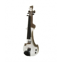 Bridge Lyra 5 String Electric Violin In White