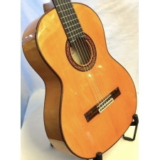 A. Burguet Model 3F Classical Flamenco Guitar Inc Case, Secondhand