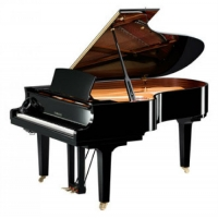 Yamaha C5X-SH In Polished White, Polished Mahogany, Satin Walnut Or Satin Ebony
