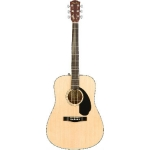 Fender CD60S Acoustic Guitar, Secondhand
