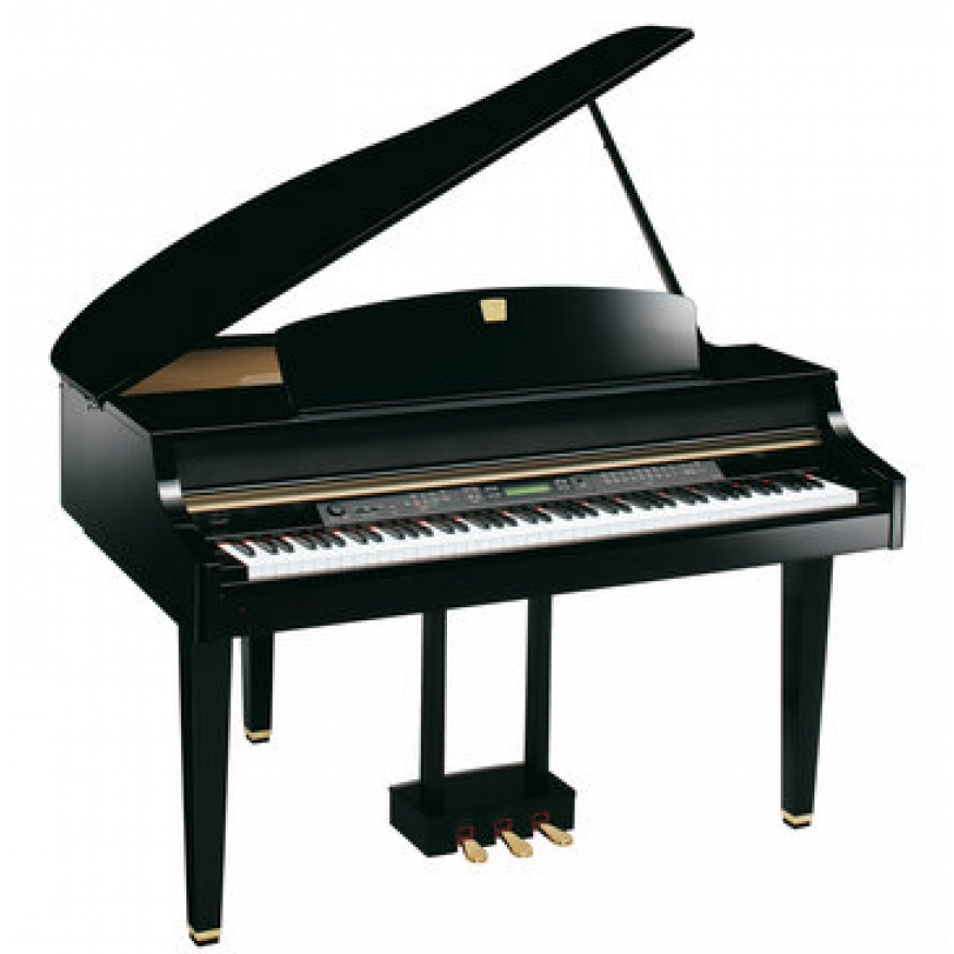 Yamaha digital baby grand piano hire digital grand hire for Price of a yamaha baby grand piano