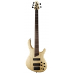 Cort B5 Plus Artisan Series 5-String Bass, Open Pore Natural
