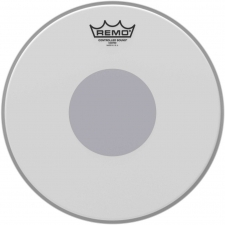 """Remo Controlled Sound 12"""" Coated Black Dot (On Bottom) Batter Top Head (CS011210)"""