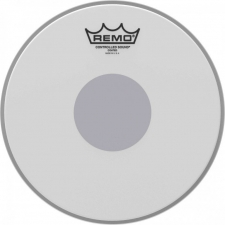 "Remo Controlled Sound 10"" Clear Black Dot (On Bottom) Batter Top Head (CS011010)"