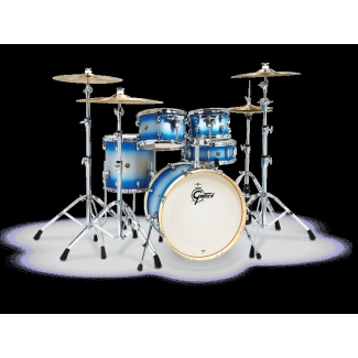 Gretsch Catalina Birch Special Edition 5 Piece Shell Pack in Blue Silver Duco CS1-J405