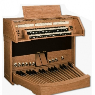 Viscount Cadet 38F Classical Organ In Simulated Wood Veneer