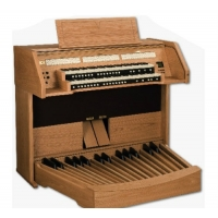 Viscount Cadet 31S(30)D Classical Organ In Real Wood Veneer