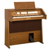 Viscount Cadet 21D Organ In Real Wood Veneer