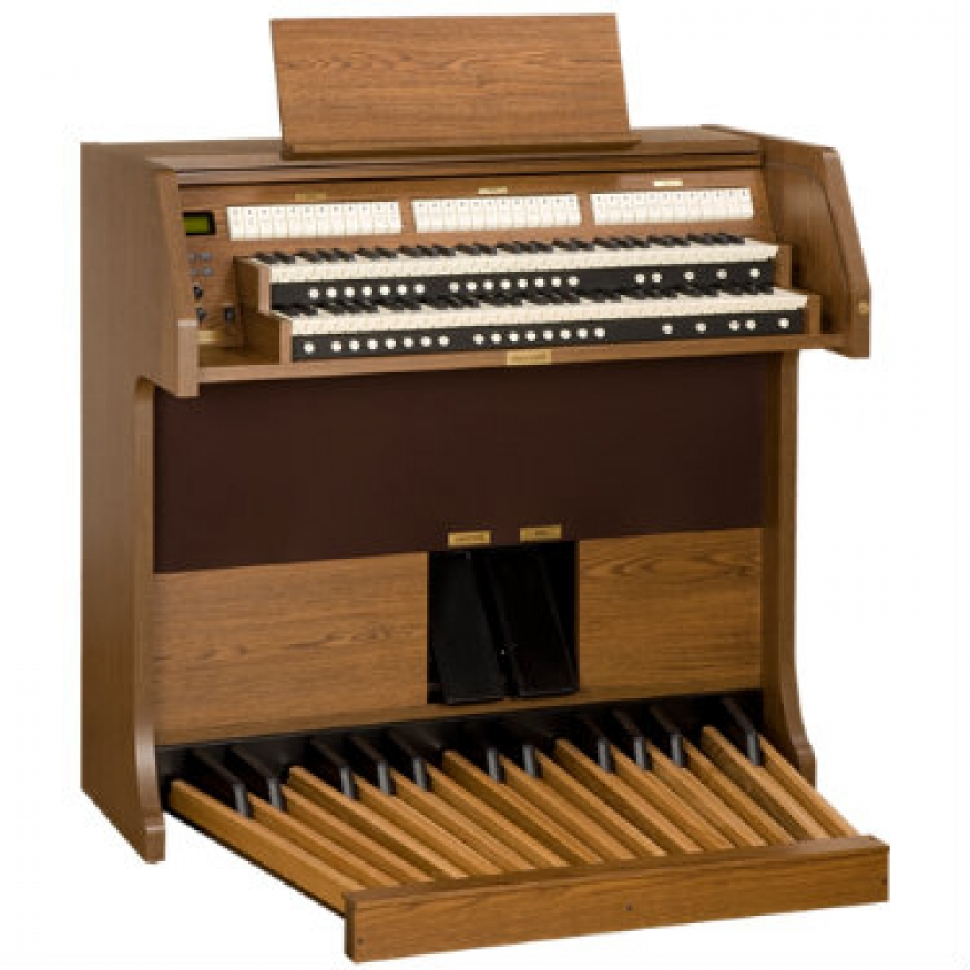 Viscount Cadet 31s 27 Classical Organ With 27 Note Pedalboard Bench At Promenade Music