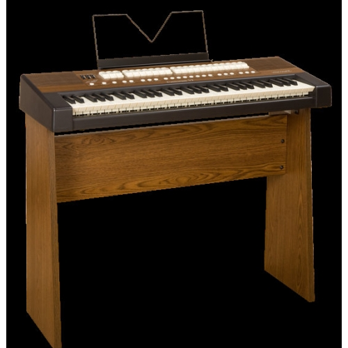 Viscount Cantorum 6 Plus Keyboard With Wooden Stand & Swell Volume Pedal