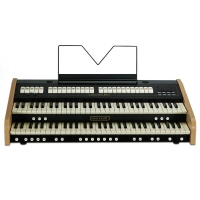 Viscount Cantorum Duo Portable Organ