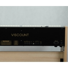 Viscount Cantorum Duo Portable Organ With Stand & Volume Pedal