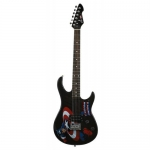 Peavey Rockmaster Captain America Electric Guitar