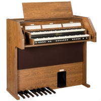 Viscount Chorum 20 Classical Organ With 13 Note Pedalboard & Bench