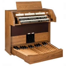 Viscount Chorum 40 Classical Organ With 30 Note Pedalboard & Bench
