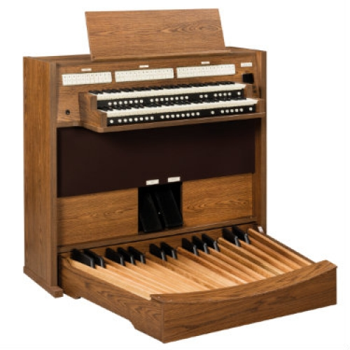 Viscount Chorum 50S Compact Organ With 30 Note Pedalboard & Bench